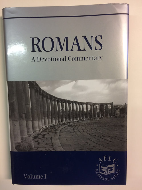 Romans - A Devotional Commentary