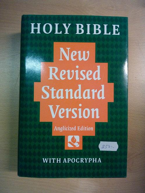 Engelsk Bibel, NRSV