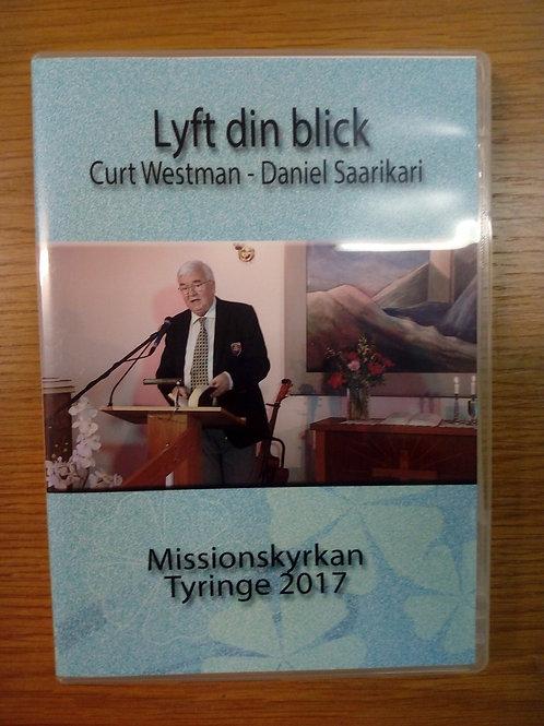 Lyft din blick - Curt Westman (CD)