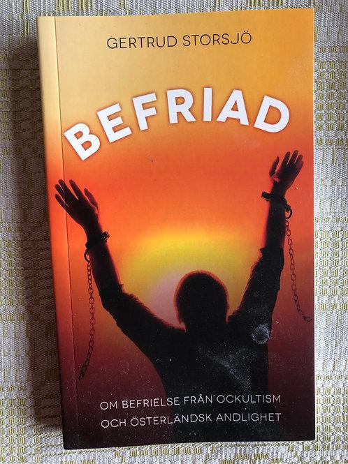 Befriad - Gertrud Storsjö