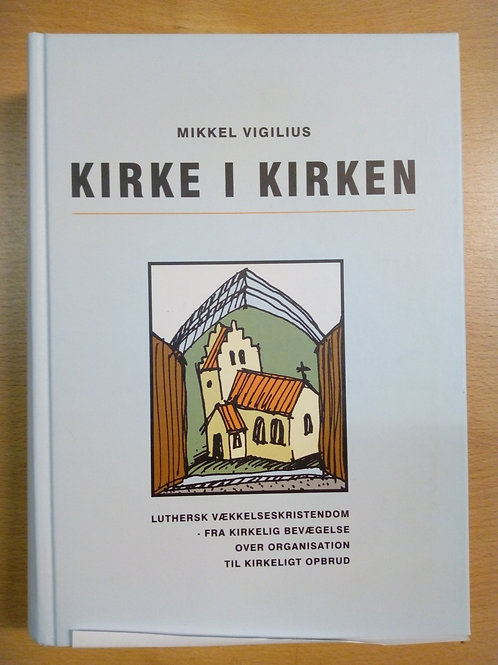 Kirke i kirken - Mikkel vigilius
