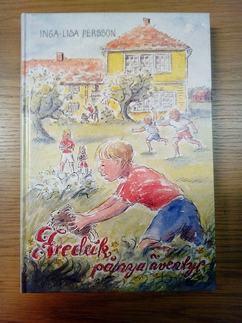 Persson, I-L, Fredrik på nya äventyr