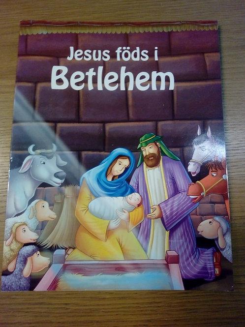Jesus föds i betlehem