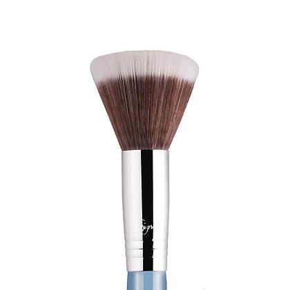 סיגמא מברשת פנים דואו פייברית Sigma Beauty F50 Duo Fiber Bunny Blue אביזרי איפור מקצועיים