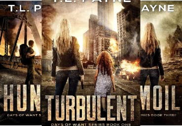 A Post-Apocalyptic Series WE can't put down-Days of Want