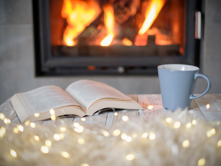 Best Fiction For A Fireplace Read