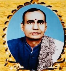 Dr. Nagendra Shastry's first music guru, his grandfather, Mysore Asthana Vidwan Chintalapalli Ramachandra Rao