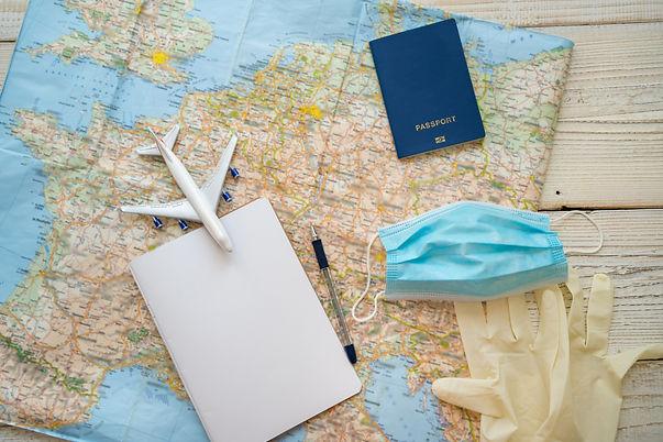 Travel in epidemic quarantine notes temp