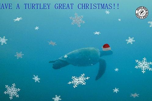 Turtley Great Christmas