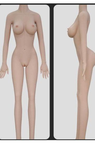 168cm小胸
