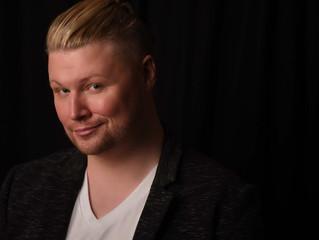 Hair & Makeup artist Daniel Koye joins the crew!