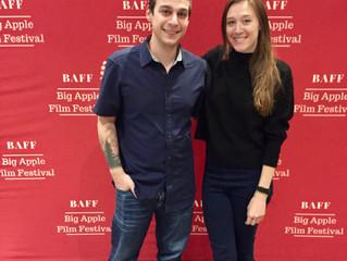 Big Apple Film Festival Success!