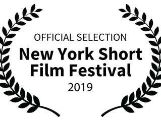 Official Selection of the New York Shorts Film Festival!
