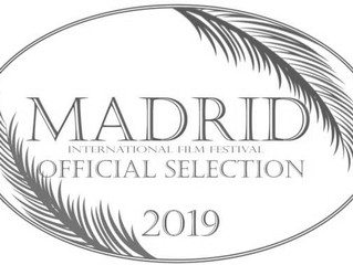 Official Selection of the Madrid International Film Festival!