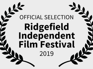 Official Selection of Ridgefield Independent Film Festival
