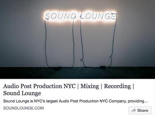 Sound Lounge, NYC