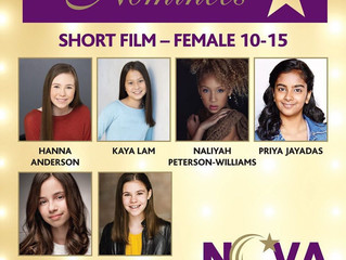 Nova Star Awards Nomination