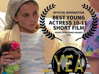 Best Young Actress Nomination!