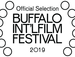 Official Selection of the Buffalo International Film Festival!
