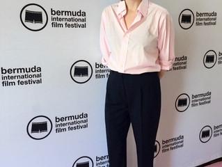 Pink Carpet Success in Bermuda!