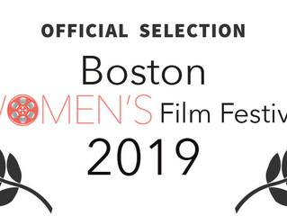 Official Selection of the Boston Women's Film Festival!