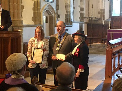 High Sheriff Award 2016
