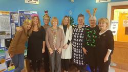 Volunteers group photo Dec 2016