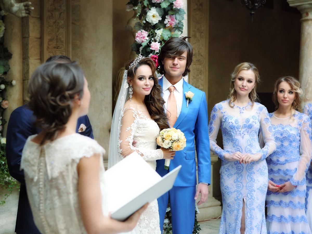Регистрация брака в Турандот