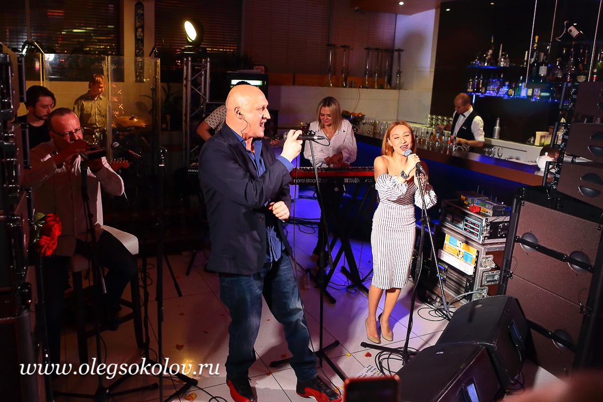 выступление Гоши Куценко