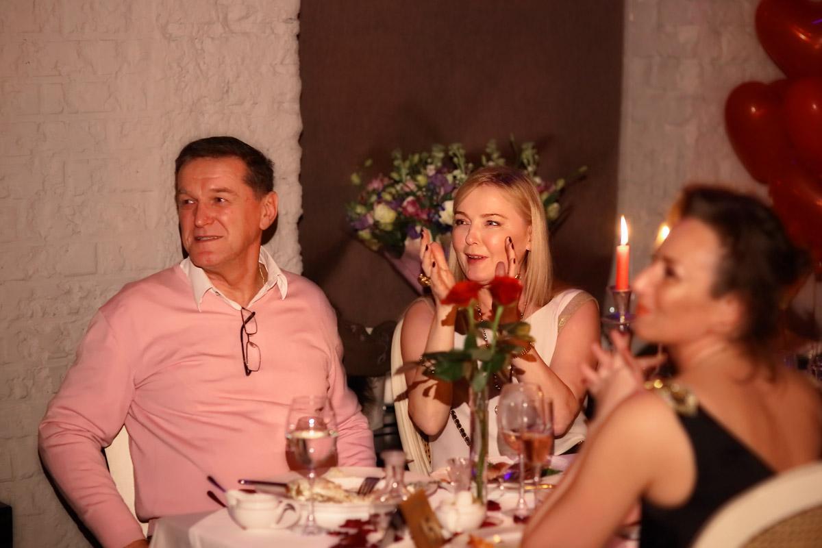 Александр  Дудов и Ларися Вербицкая