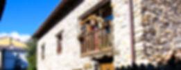 casas rurales con encanto sierra norte de Madrid