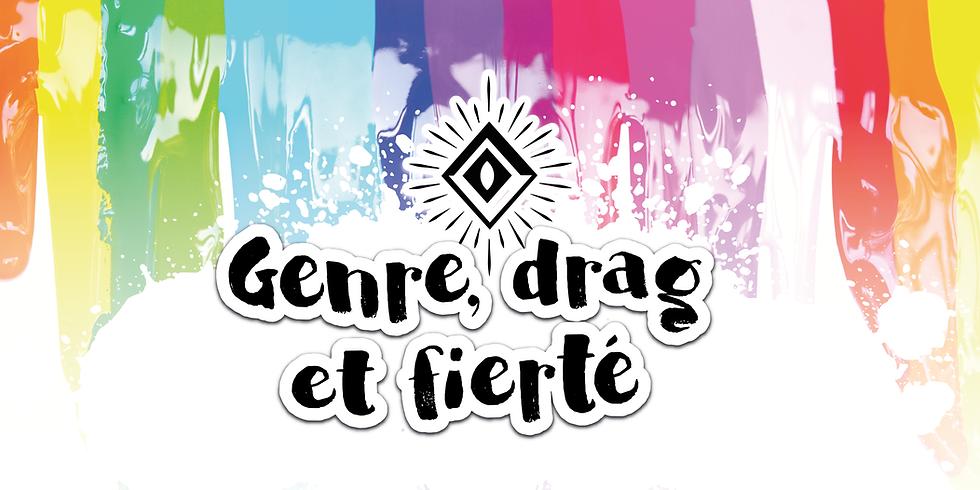 Summer Academy - Genre, drag et fierté
