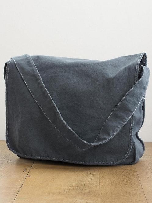 Płócienna torba Messenger