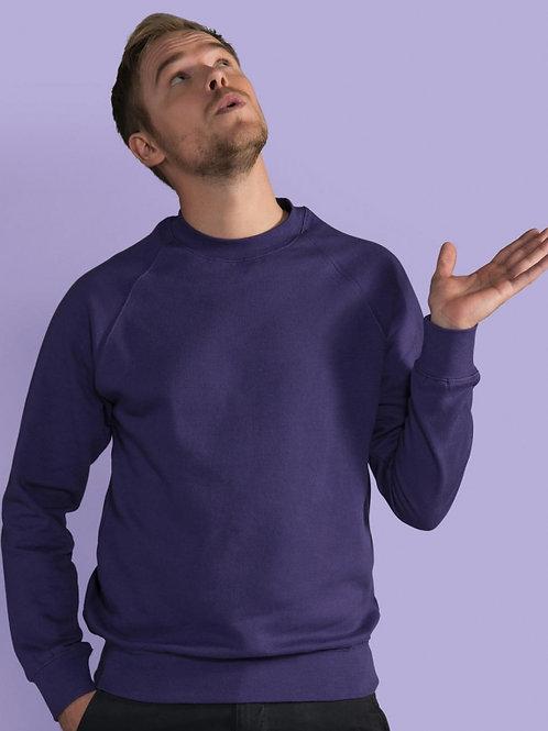 Męska bluza Raglan