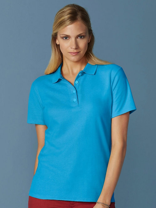 Damska koszulka polo Softstyle® Double Pique
