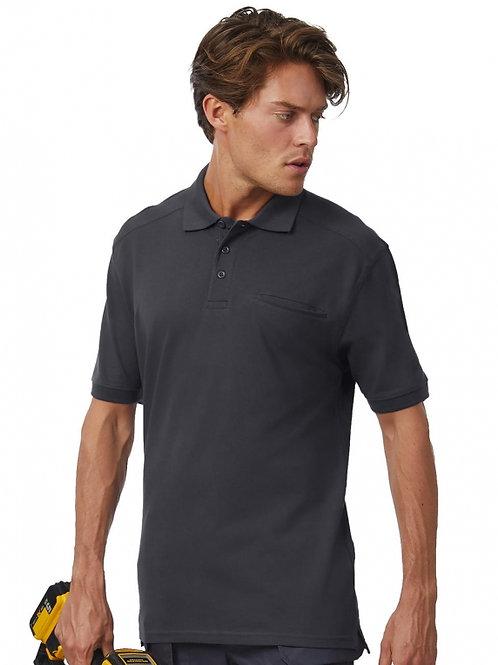 Robocza koszulka polo z kieszonką Skill Pro