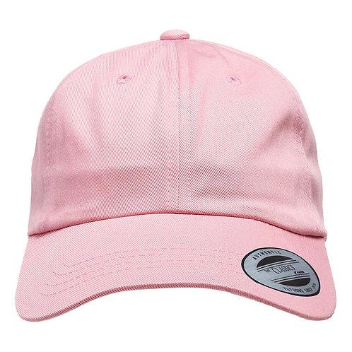 Niskoprofilowa czapka Cotton Twill
