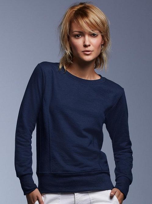 Damska bluza klasyczna French Terry
