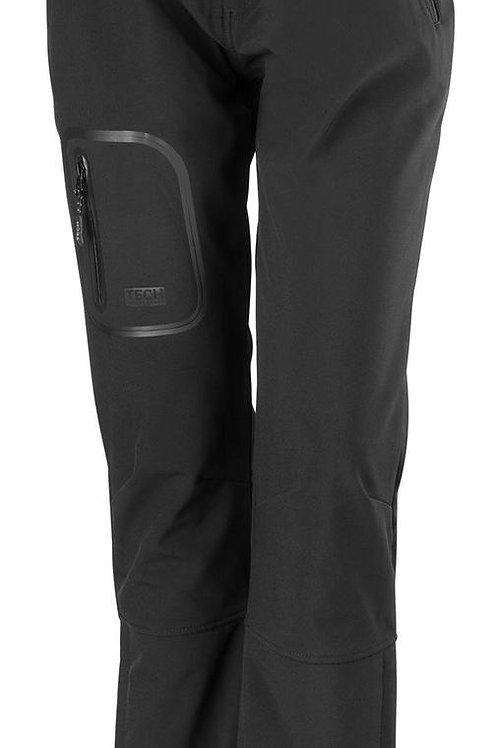 Spodnie damskie Performance Softshell