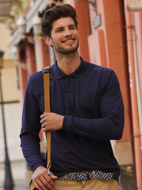 Polo Premium z długimi rękawami