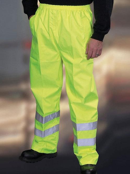 Spodnie odblaskowe Fluo Yellow