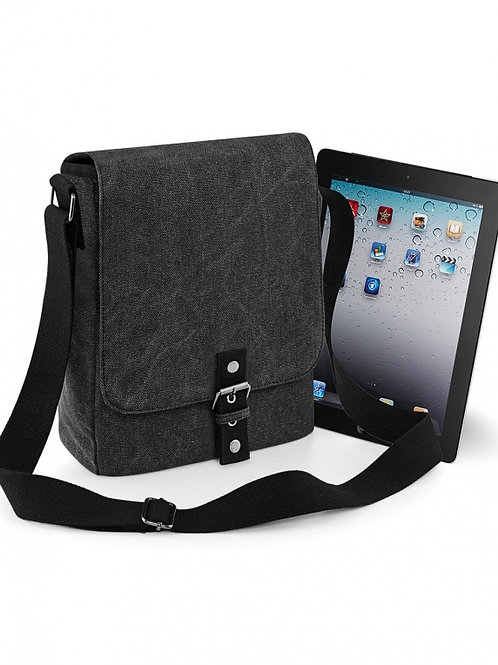 Torba Vintage Canvas iPad™/Tablet Reporter