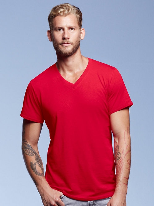Lekki T-shirt V-Neck Tee