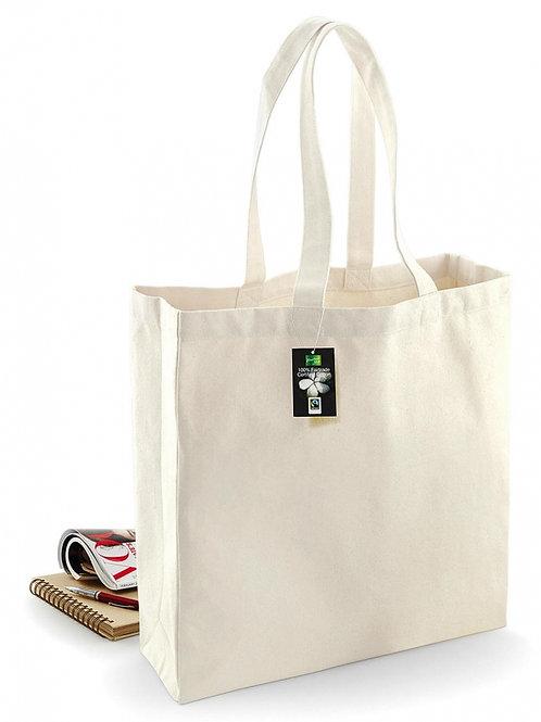 Klasyczna torba bawełniana Fairtrade