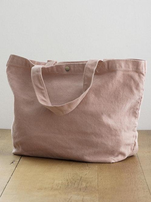 Mała płócienna torba zakupowa