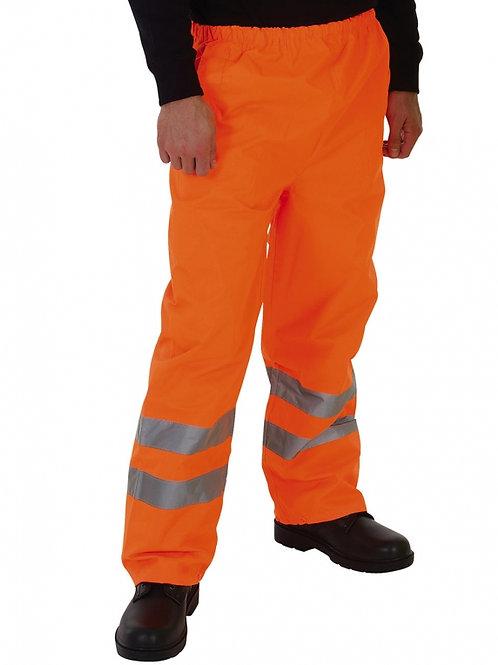 Spodnie odblaskowe Fluo Orange