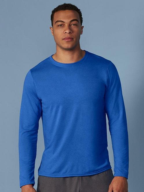 T-shirt z długimi rękawami Performance®