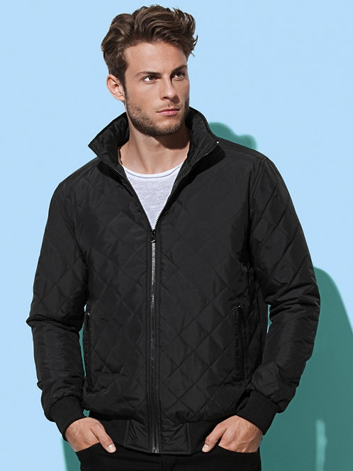 Active Quilted Blouson