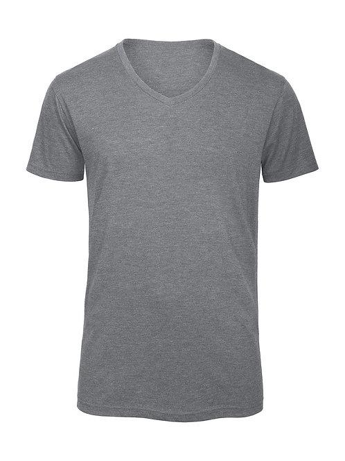 T-shirt V-neck Triblend - TM057