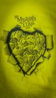Przykład projektu graficznego rastarowego sitodrukiem na koszulce
